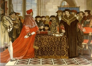 A Devout Prayer (2) by Sir Thomas More