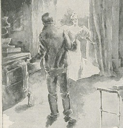 The Burglar's Christmas by Elizabeth L. Seymour