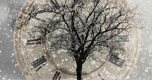 Year's End by Richard Wilbur