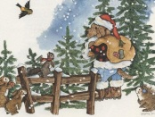 Christmas At The Hollow Tree Inn by Albert Bigelow Paine