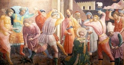 St. Stephen's Day by John Keble