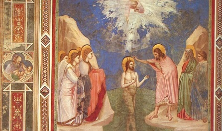Baptism Of The Lord—Morning Prayer Intercessions
