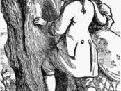 The Last Dream Of Old Oak by Hans Christian Andersen