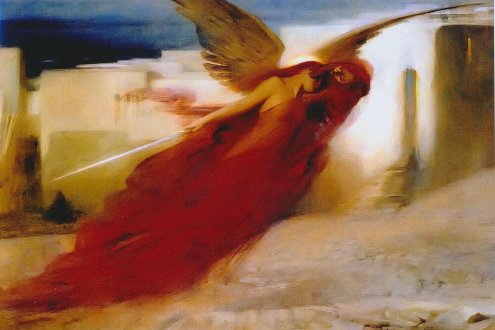 Exodus angel