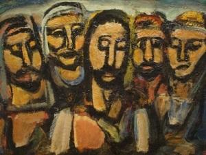 Prayer For Lent by Peter David Gross